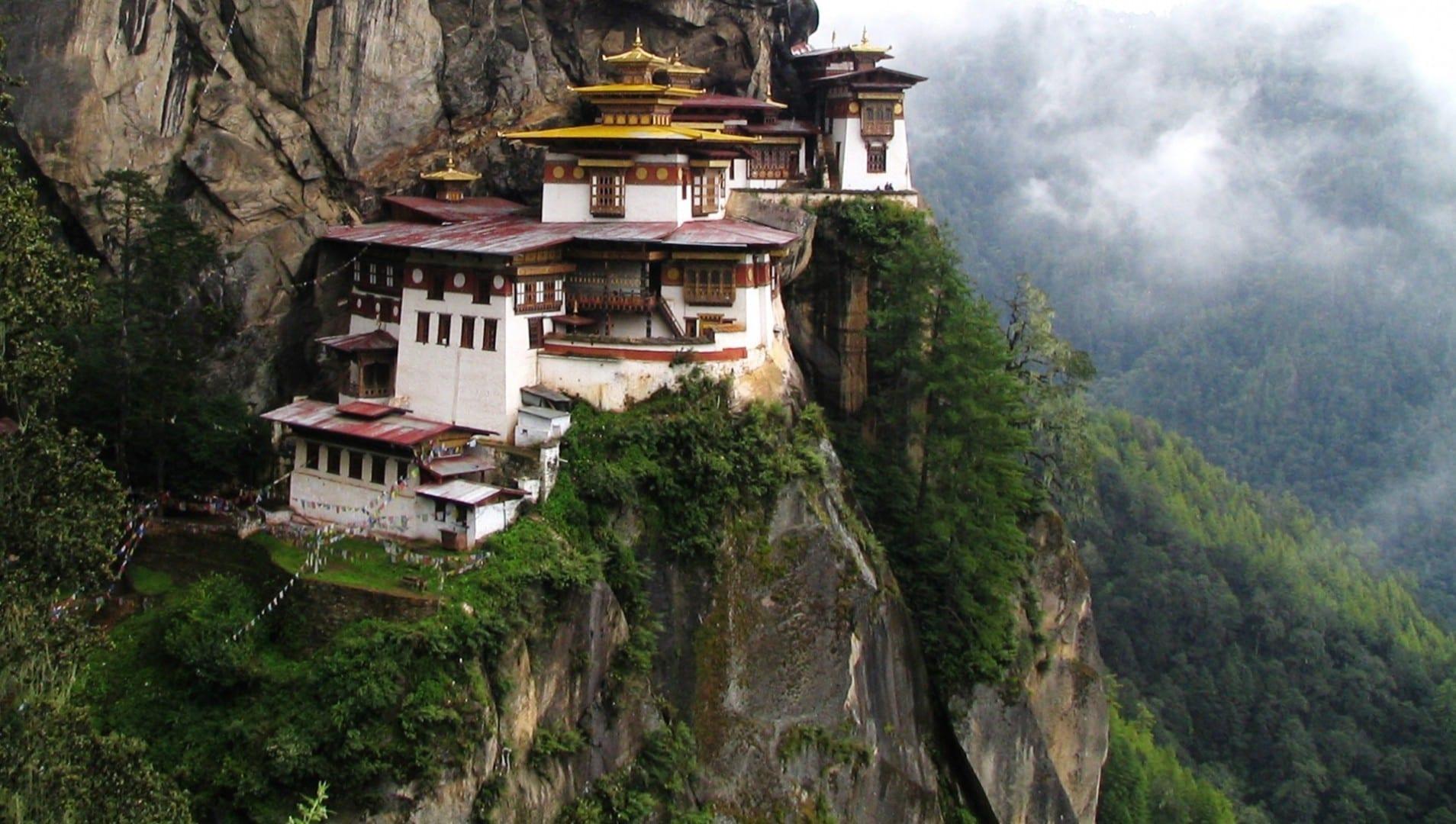 Monasterio de Taktsang Paro Bután