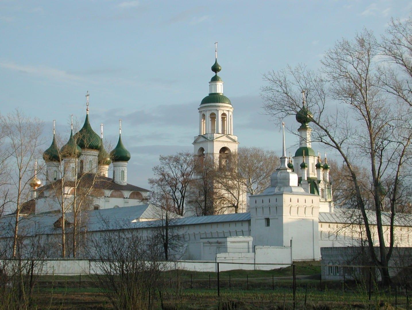 Monasterio de Tolga Yaroslavl Rusia