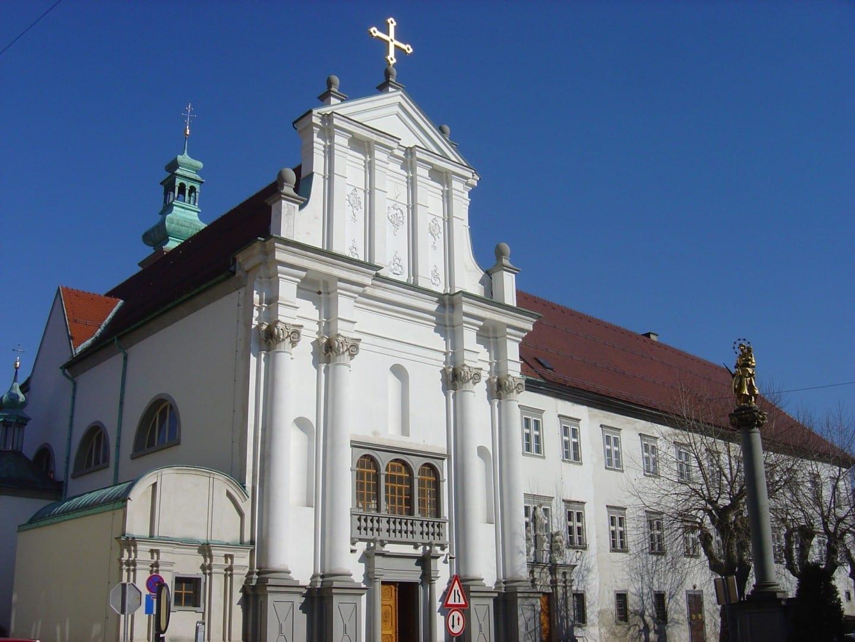 Monasterio en Ptuj Ptuj Eslovenia