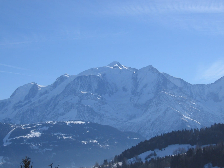 Monte Bianco Mont Blanc Francia