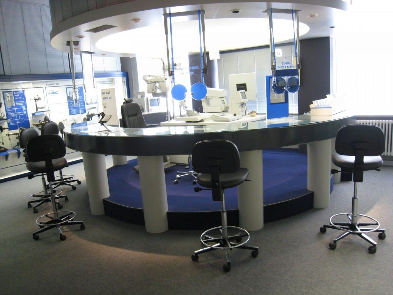 Museo óptico Jena Alemania