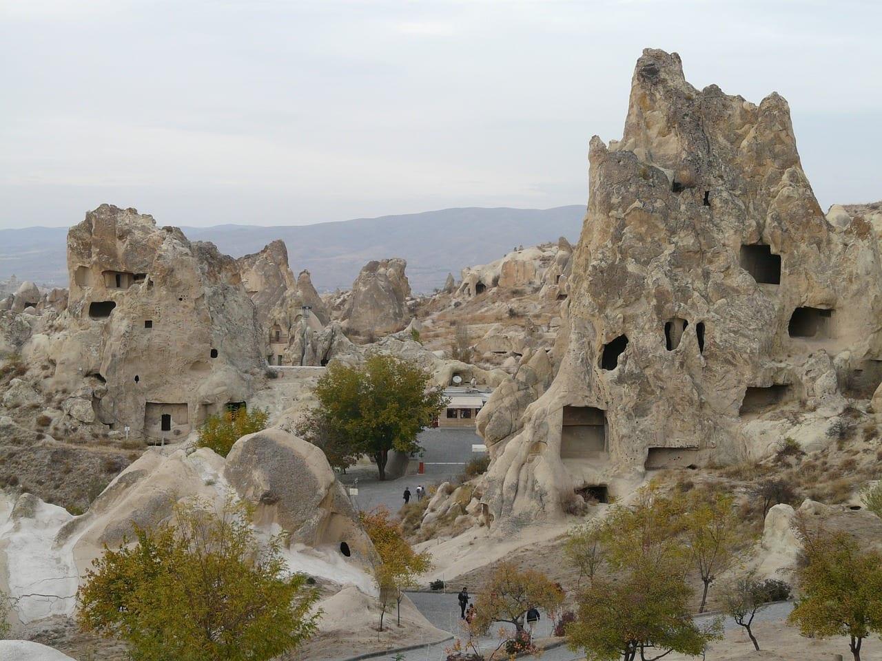 Museo Al Aire Libre Göreme Centro Turístico Turquía