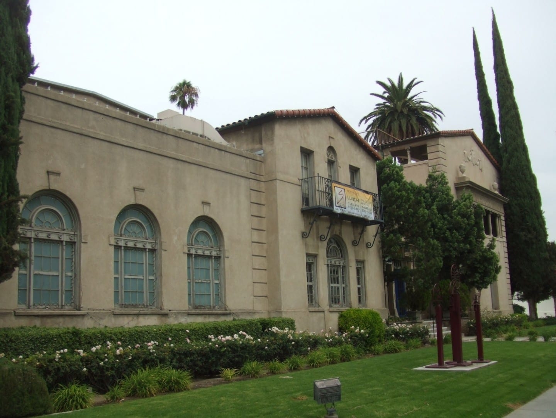 Museo de Arte de Riverside Riverside CA Estados Unidos