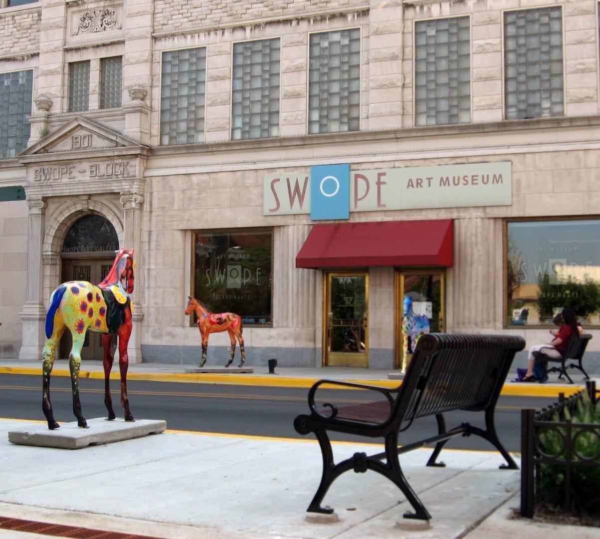 Museo de Arte Swope Terre Haute IN Estados Unidos