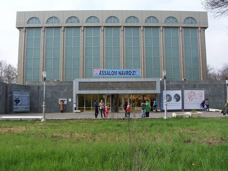 Museo de Bellas Artes de Uzbekistán Tashkent Uzbekistán