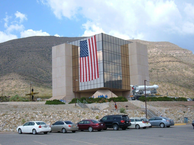 Museo de Historia del Espacio de Nuevo México Alamogordo Estados Unidos
