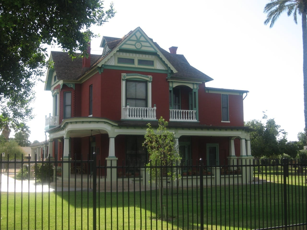Museo de la Casa de Petersen Tempe AZ Estados Unidos