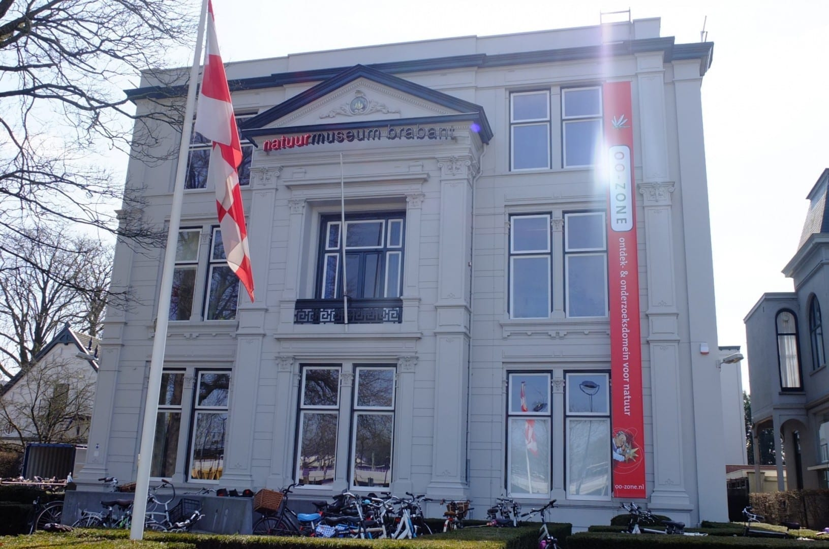 Museo de la naturaleza de Brabante Tilburg Países Bajos
