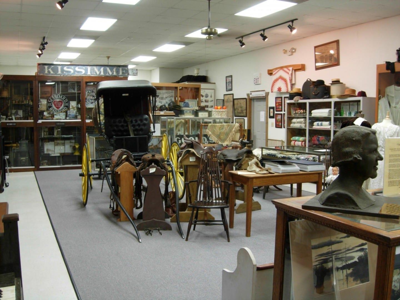 Museo de la Sociedad Histórica del Condado de Osceola Kissimmee FL Estados Unidos