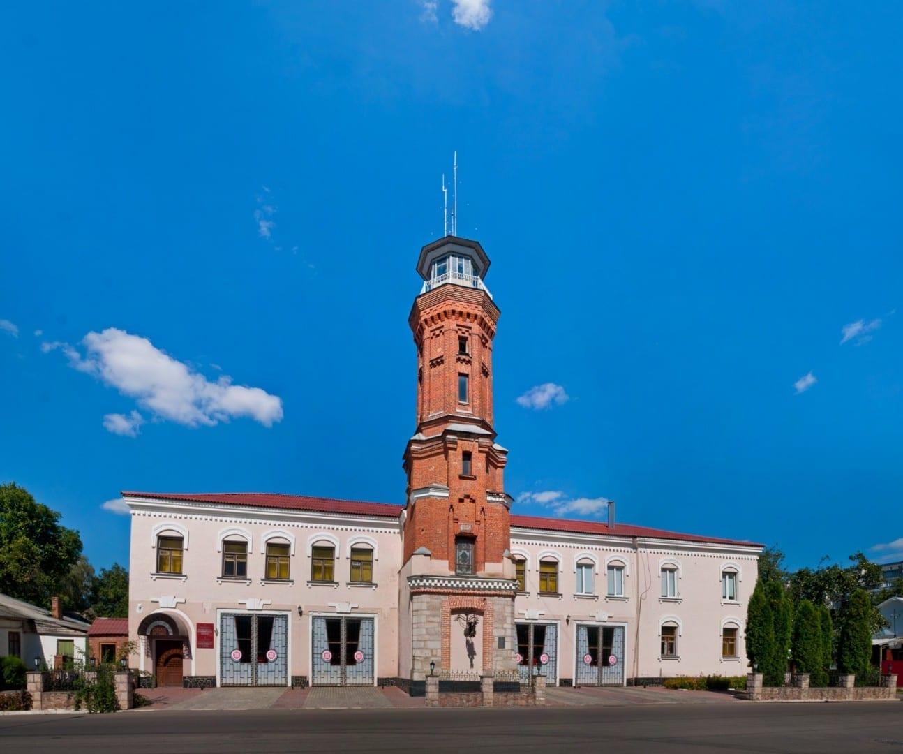 Museo de la Torre de Fuego Zhytomir Ucrania