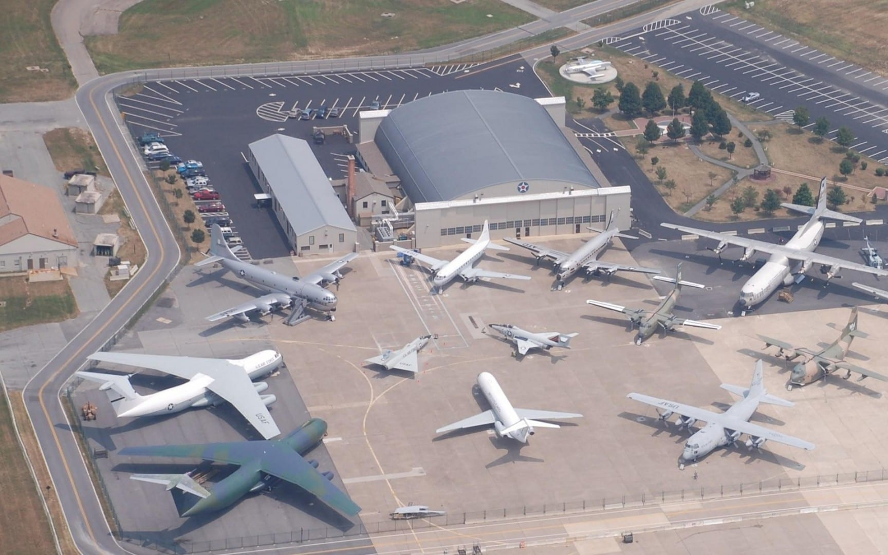 Museo del Comando de Movilidad Aérea Dover (Delaware) Estados Unidos