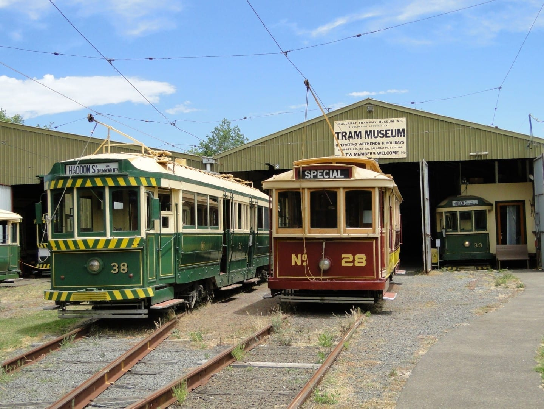 Museo del Tranvía de Ballarat Ballarat Australia