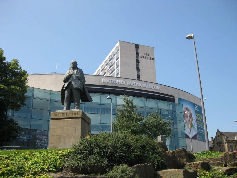 Museo Nacional de Medios de Comunicación Bradford Reino Unido