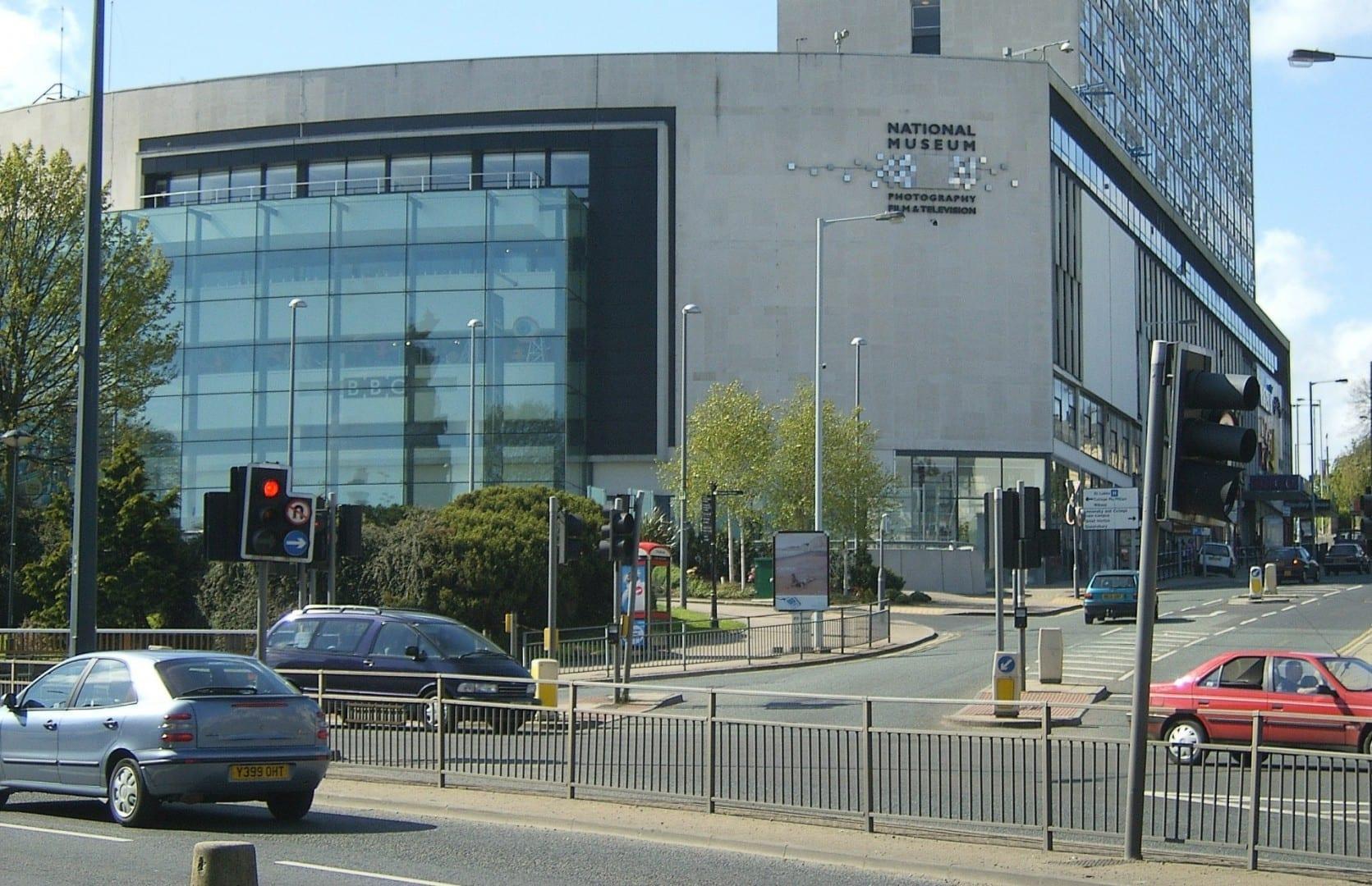 Museo Nacional de Medios. Bradford Reino Unido