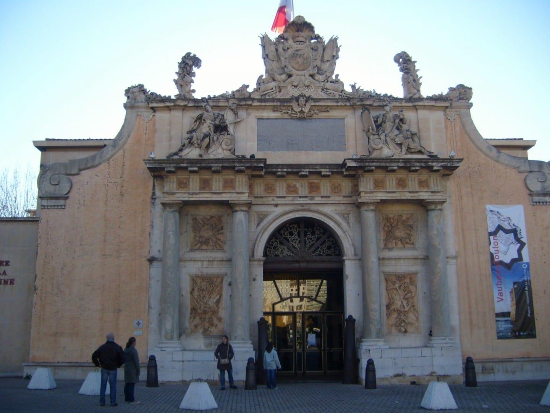 Museo Naval Toulon Francia
