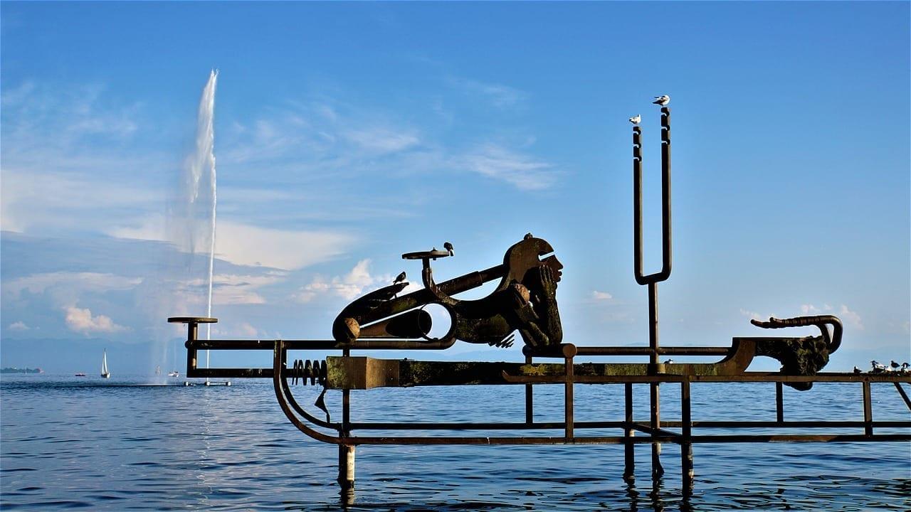 Nave De Sonido El Arte Friedrichshafen Alemania