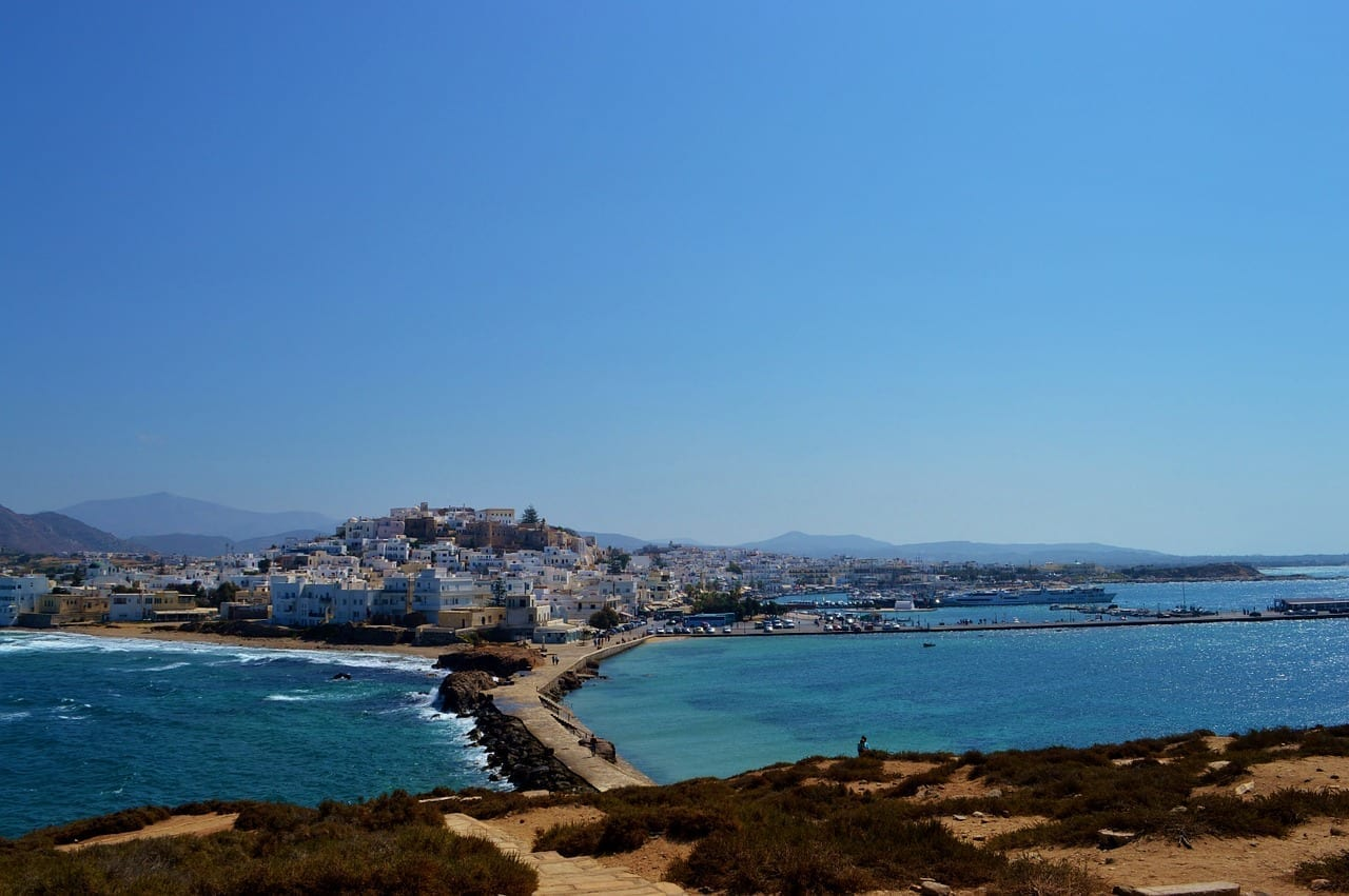 Naxos Grecia Cyclades Grecia