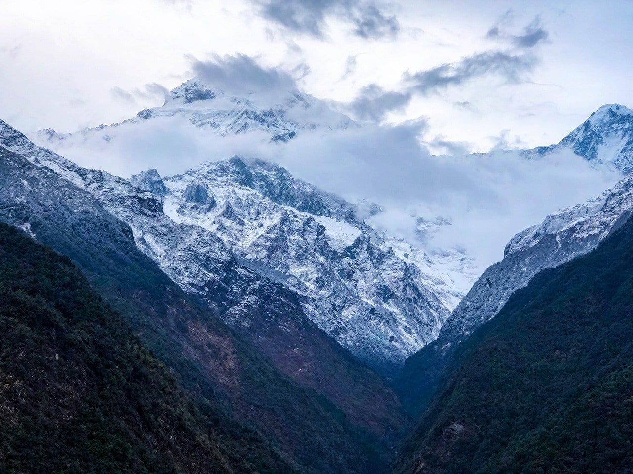 Nepal Annapurna Base Camp Pokhara Nepal