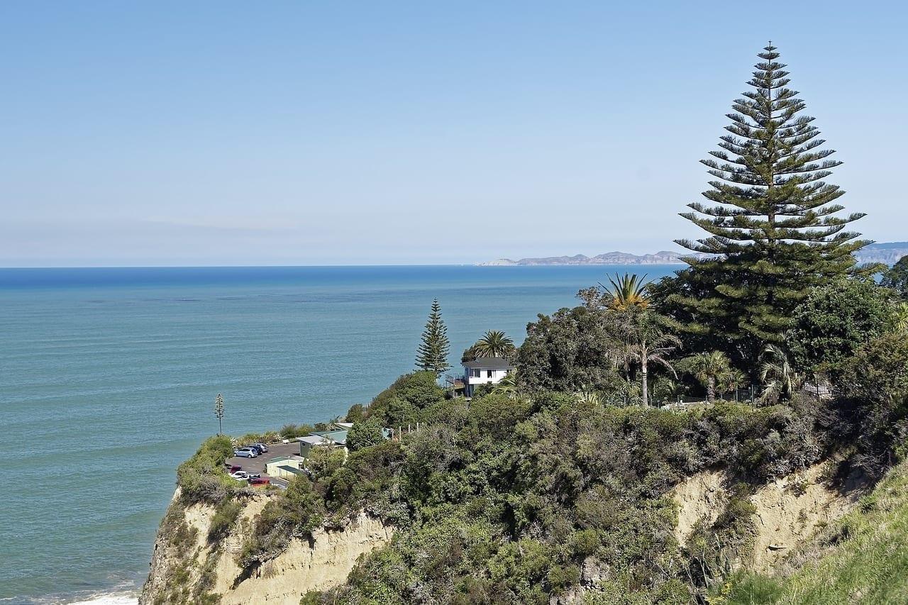 Nueva Zelanda Napier Bluff Hill Lookout Nueva Zelanda