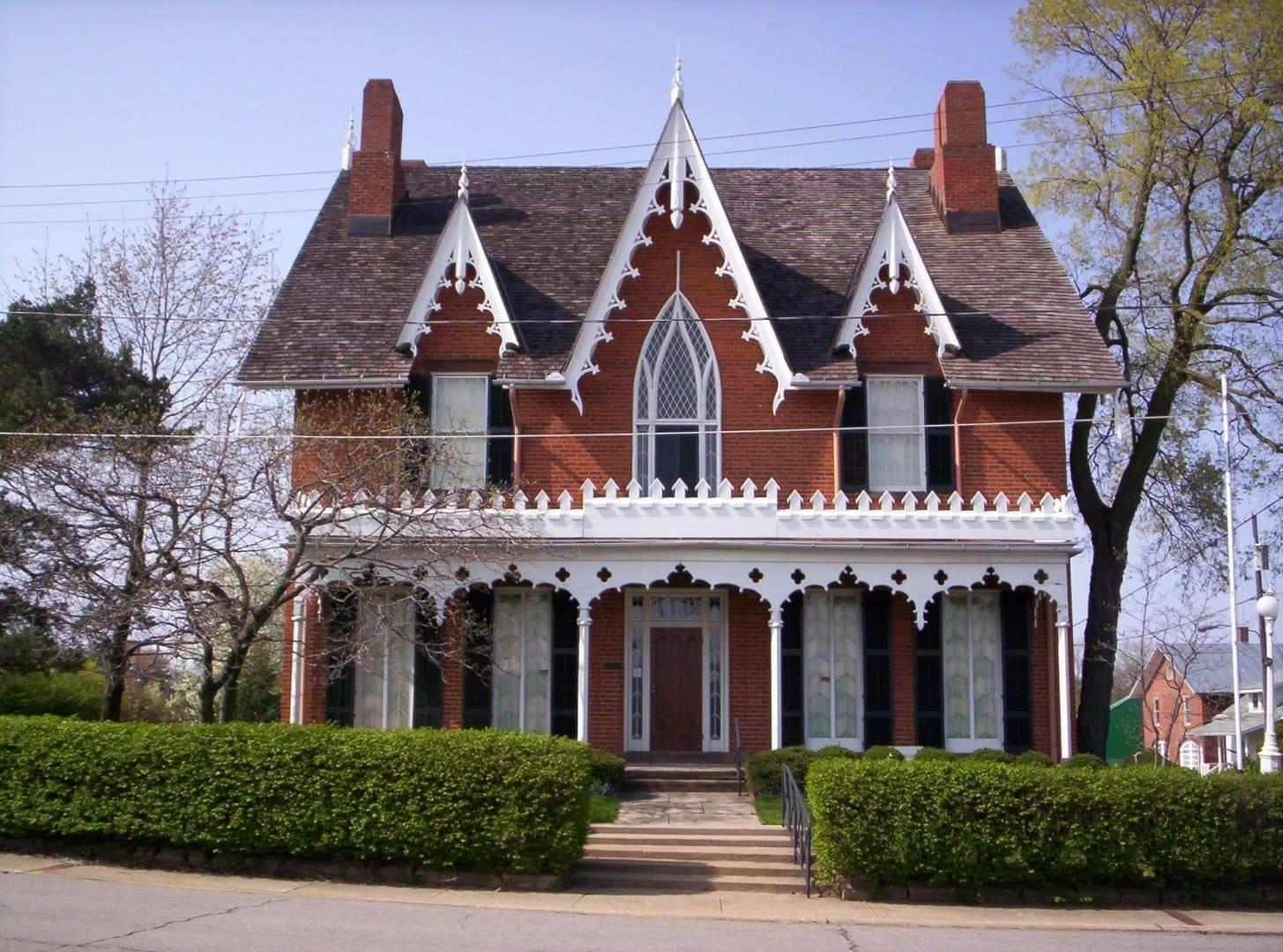 Oak Hill Cottage Mansfield OH Estados Unidos