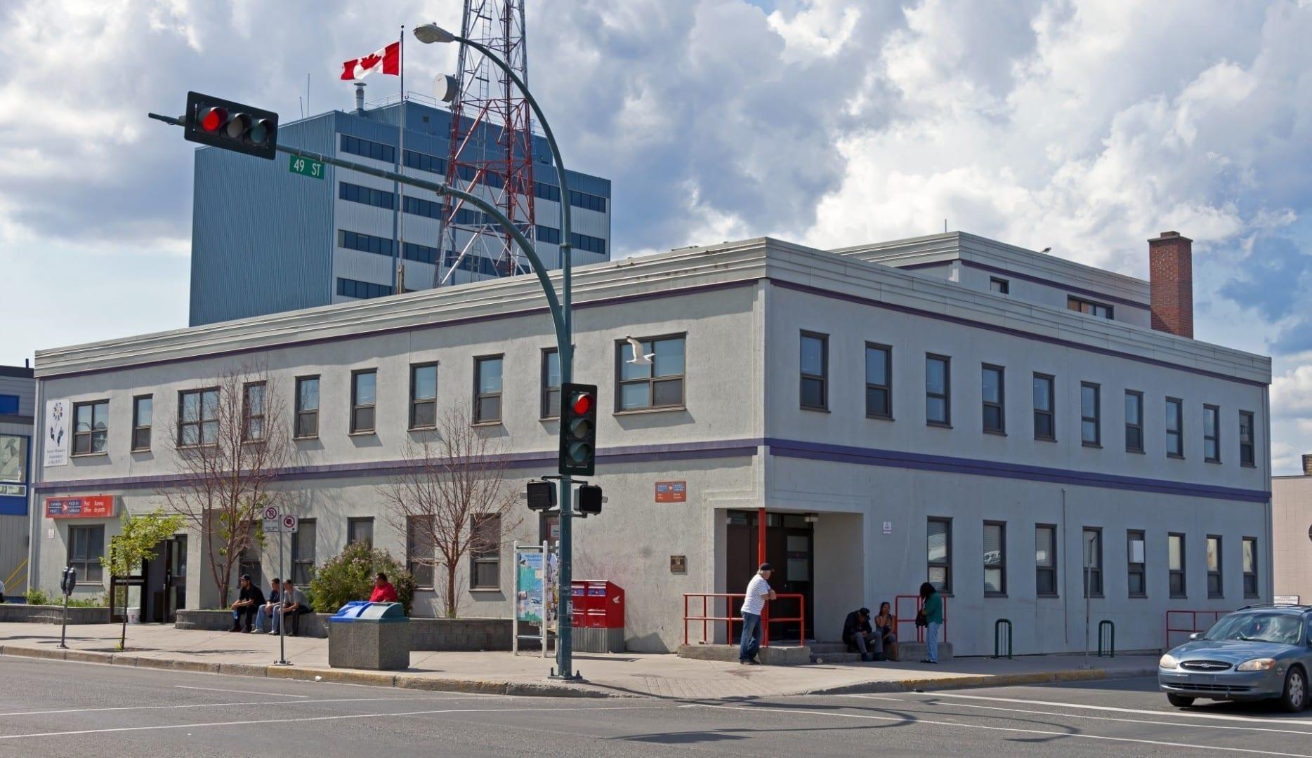 Oficina de Correos de Yellowknife Yellowknife Canadá
