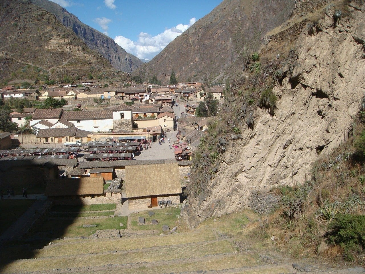 Ollantaytambo Cuzco Perú Perú