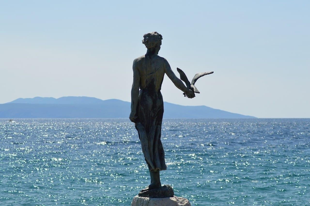 Opatija Croacia Mar Croacia