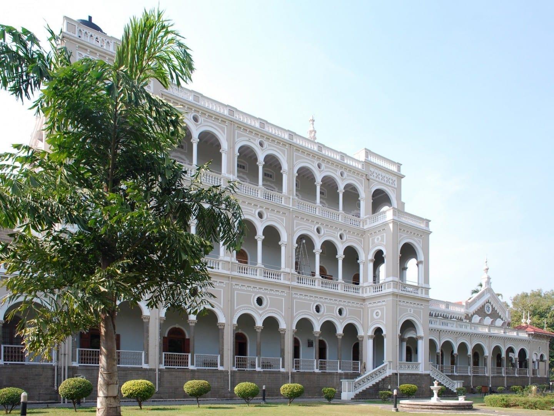 Palacio Aga Khan Pune India