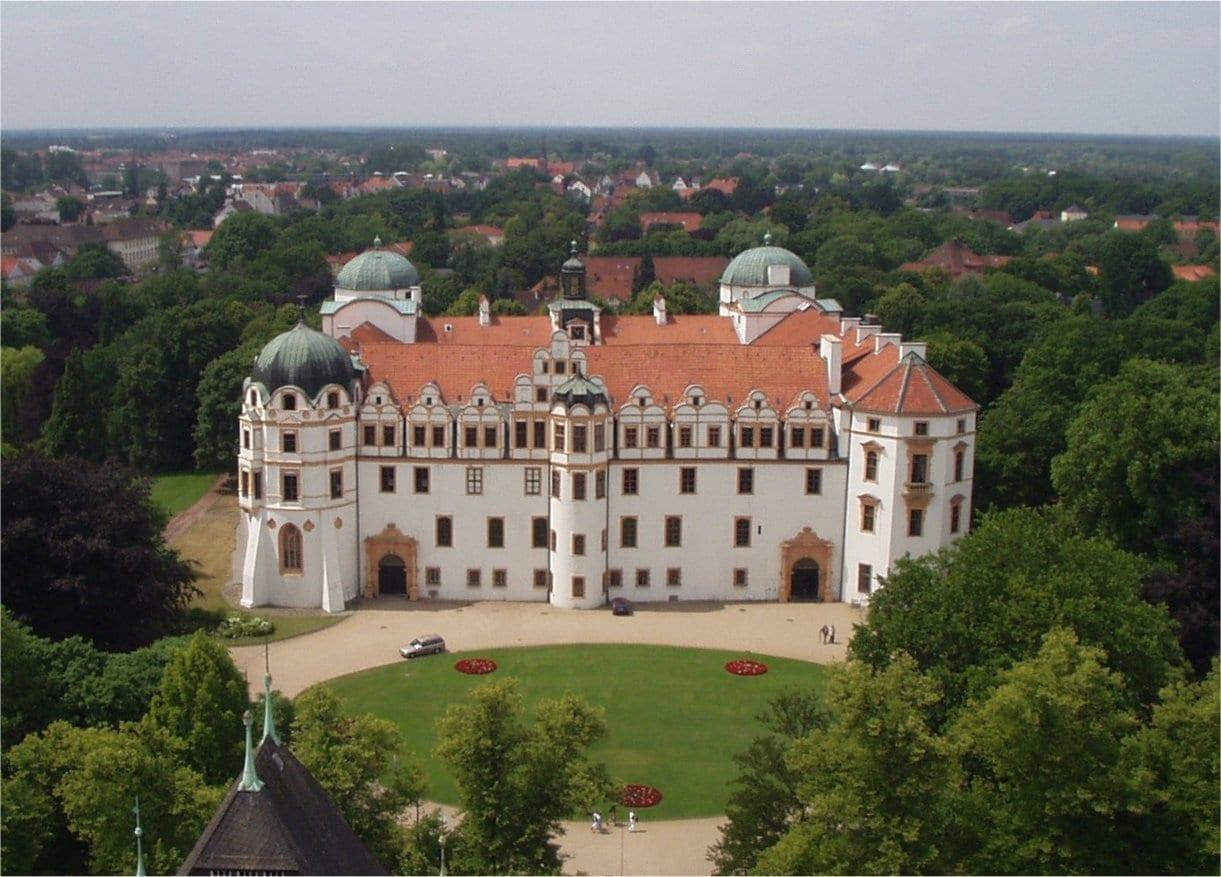 Palacio de Celle Celle Alemania
