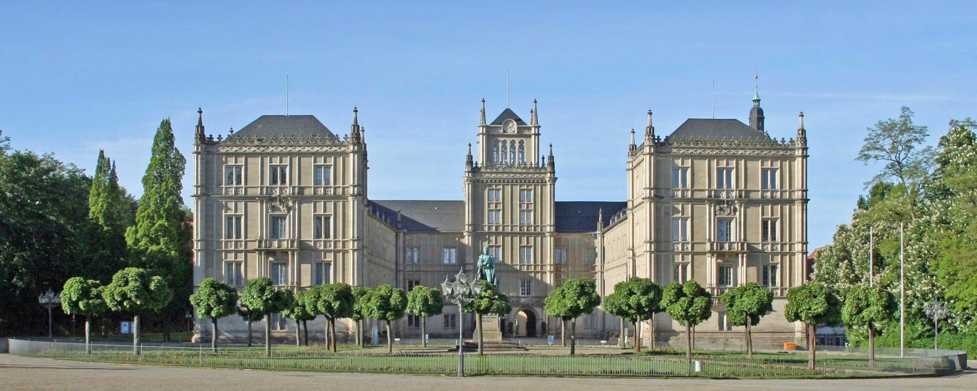 Palacio de Ehrenburg Coburgo Alemania