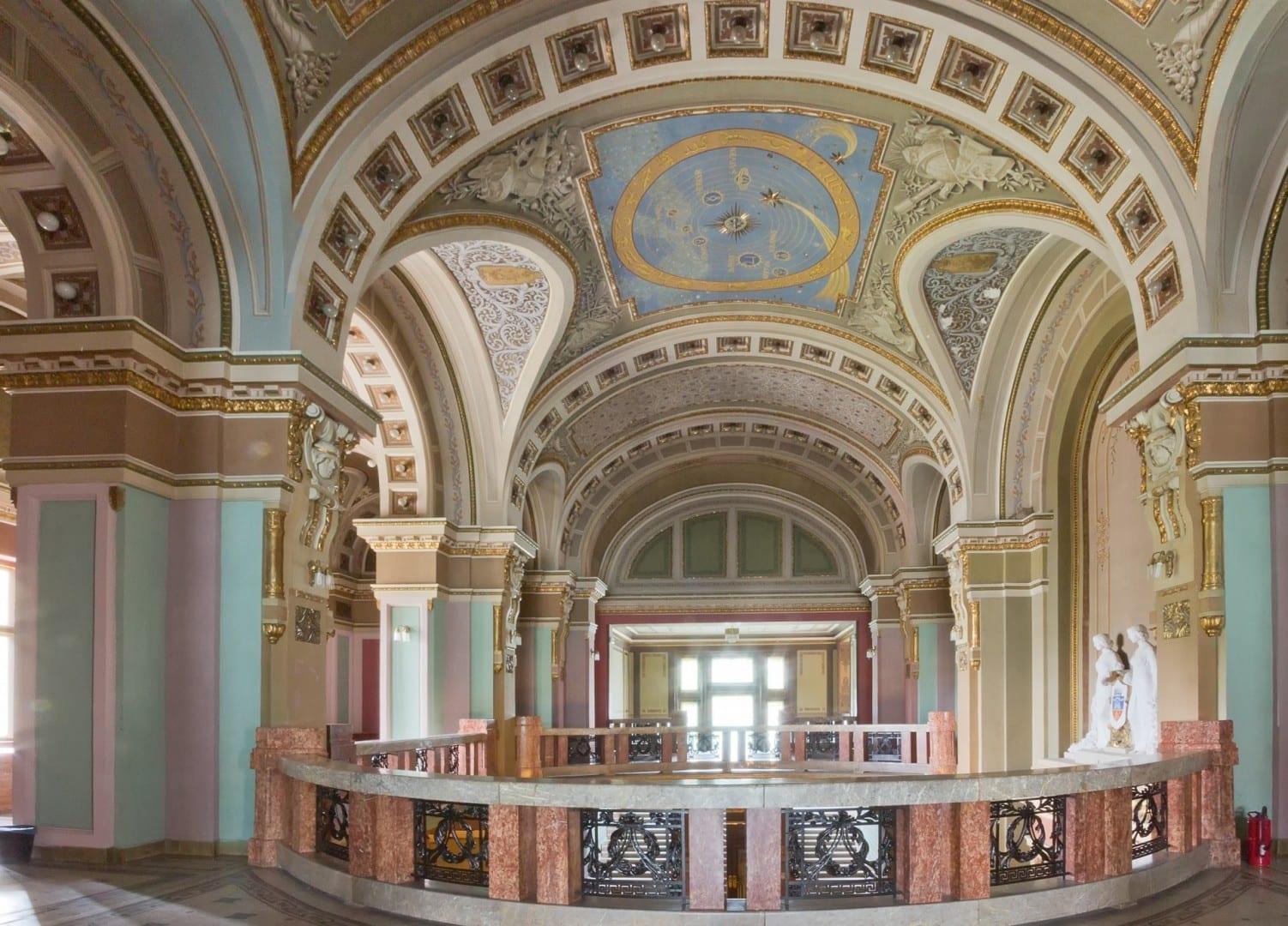 Palacio de la Cultura Arad Rumania