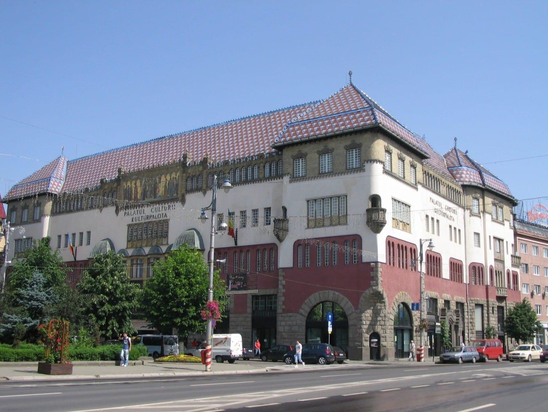 Palacio de la Cultura Târgu-Mureş Rumania