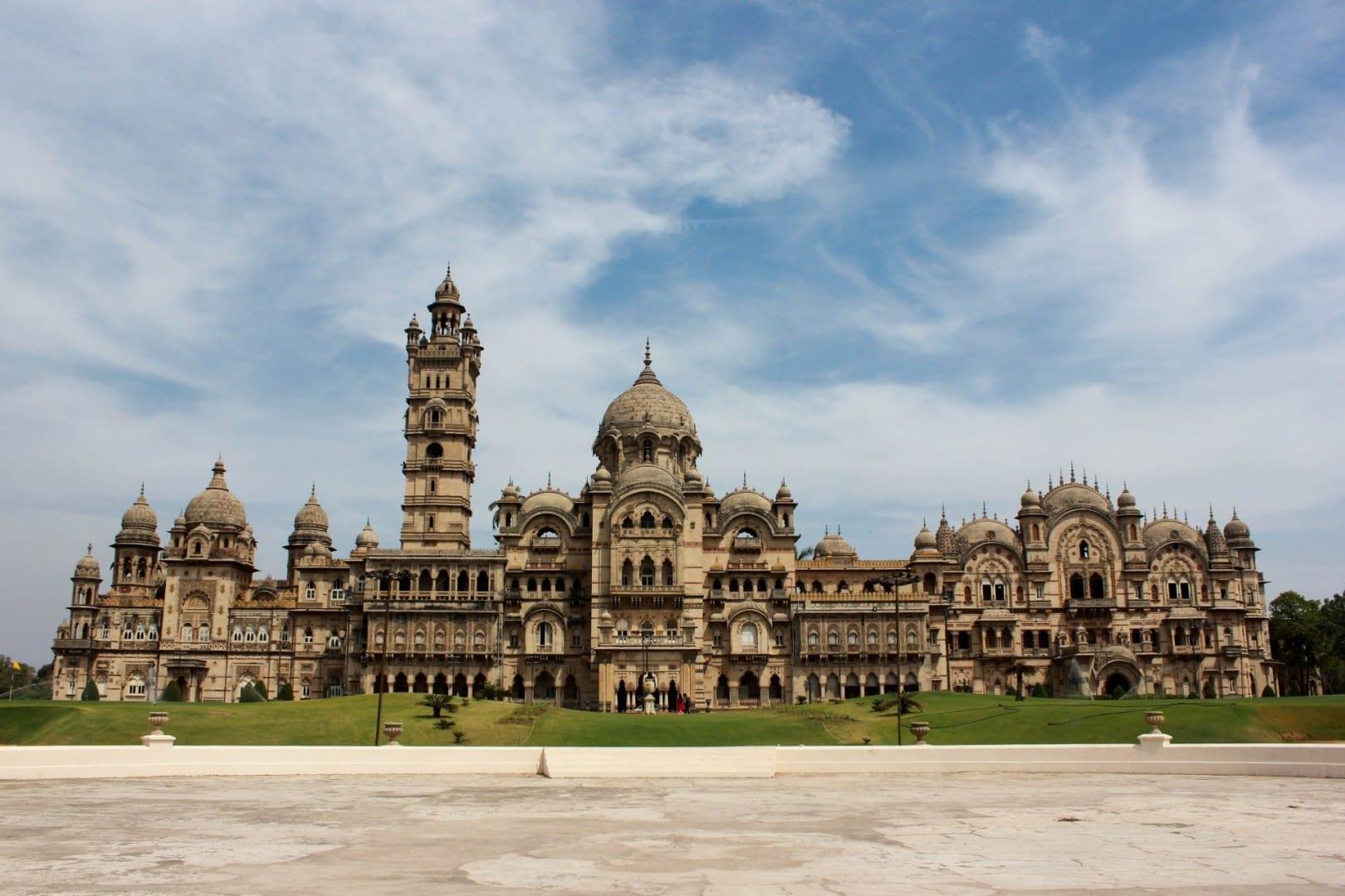 Palacio de las Villas Laxmi Vadodara India