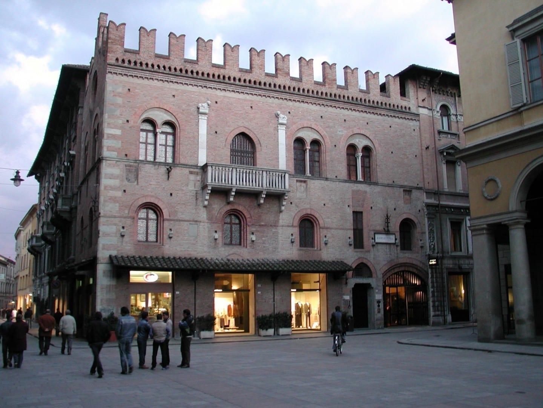 Palacio del Capitán del Pueblo Reggio Emilia Italia