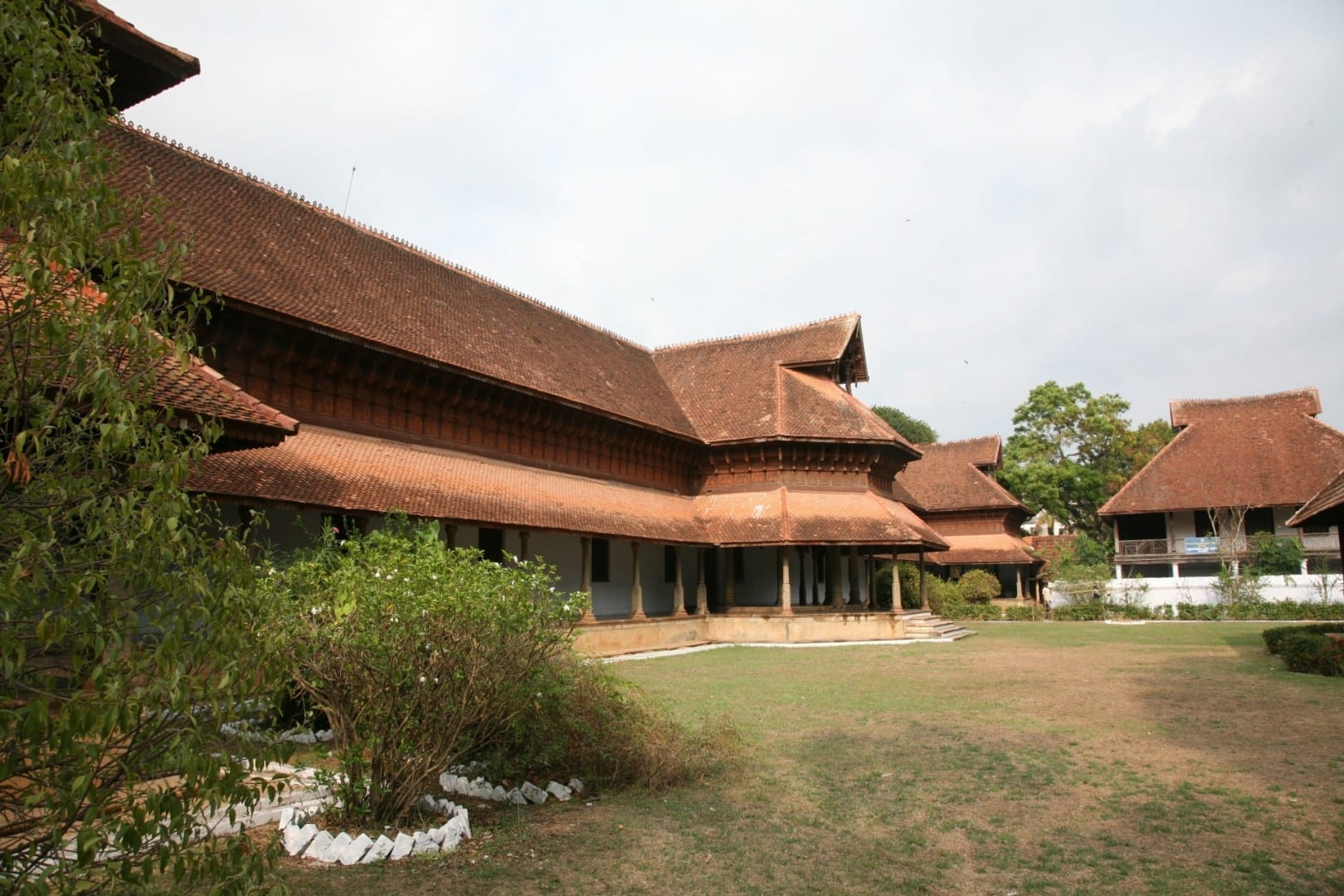 Palacio Kuthira Mallika Thiruvananthapuram India