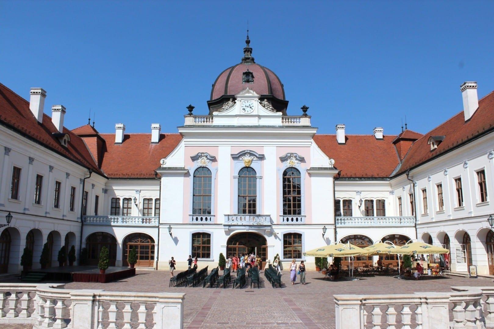 Palacio Real de Gödöllő Gödöllő Hungría