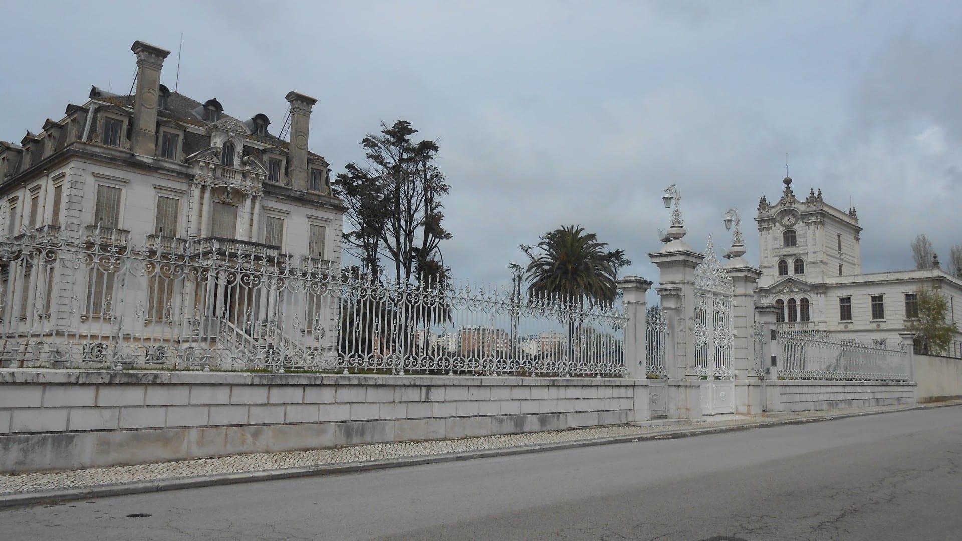 Palacio Sotto Mayor Figueira da Foz Portugal
