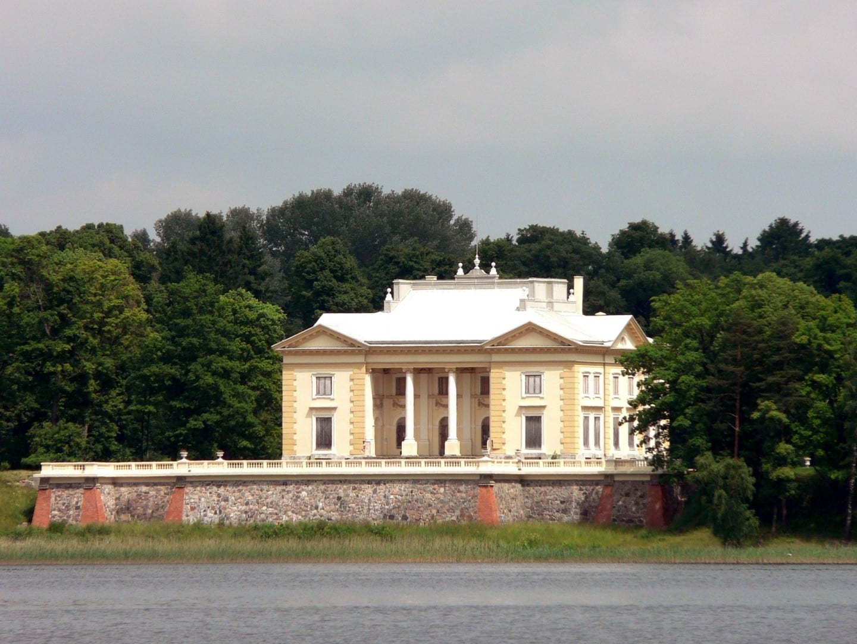 Palacio Tyszkiewicz Trakai Lituania