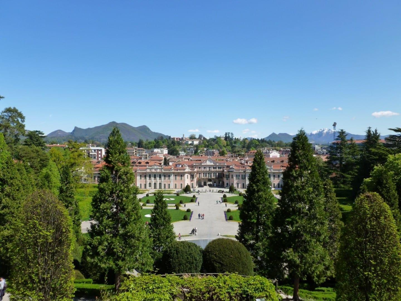 Palacio y Jardines Estensi Varese Italia
