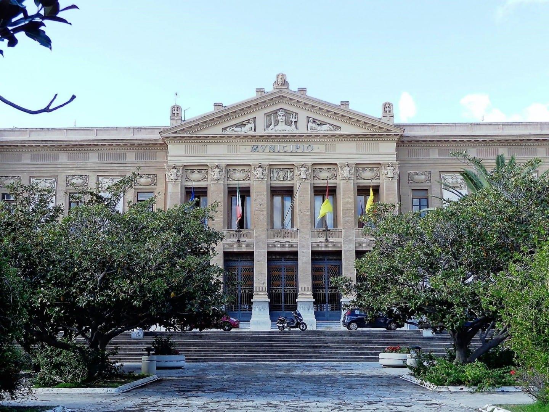 Palacio Zanca (Ayuntamiento) Messina Italia