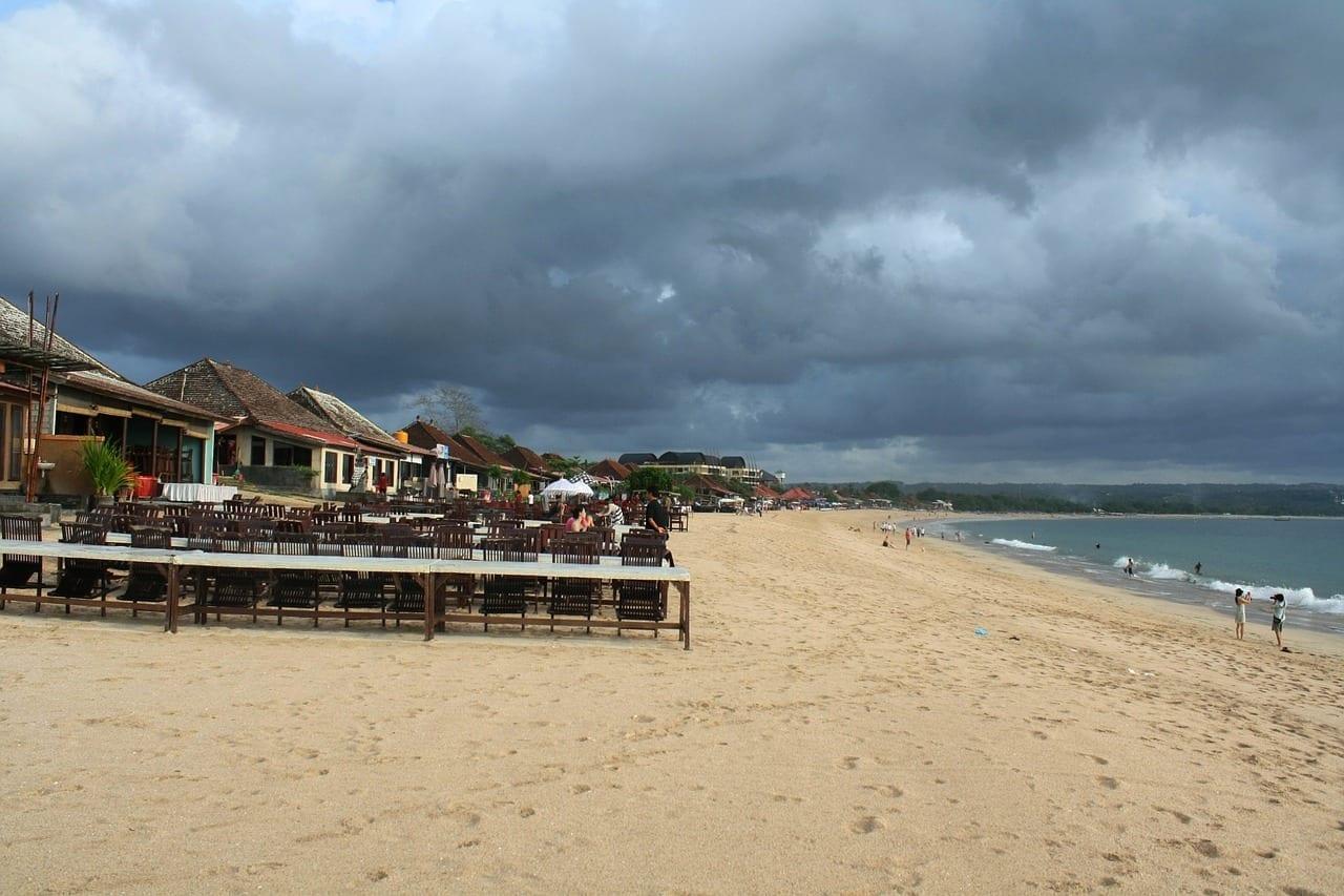 Pantai Jimbaran Bali Indonesia