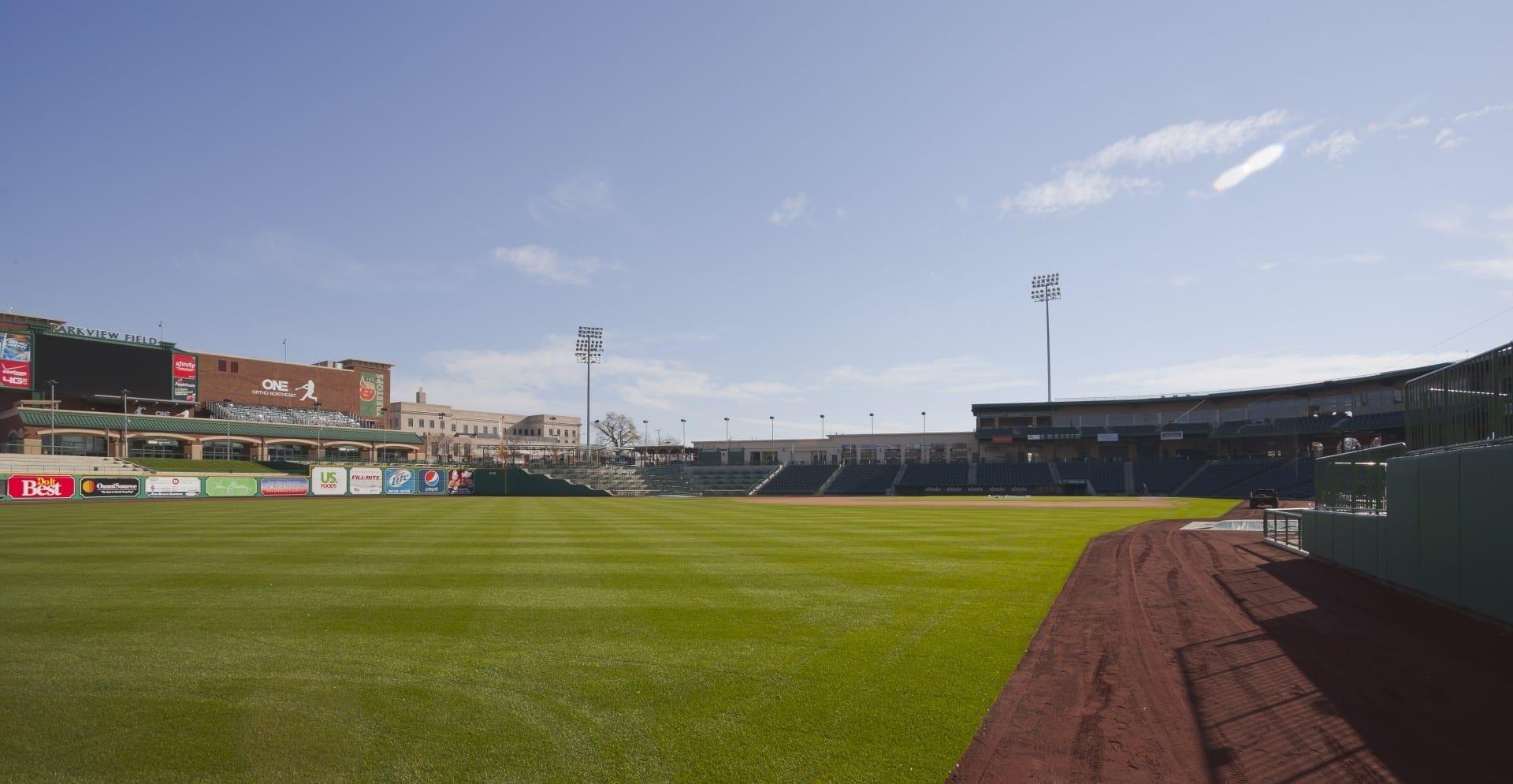 Parkview Field Fort Wayne IN Estados Unidos