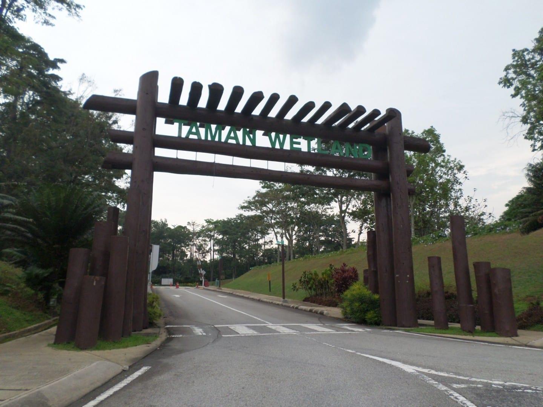 Parque de los Humedales de Putrajaya Putrajaya Malasia