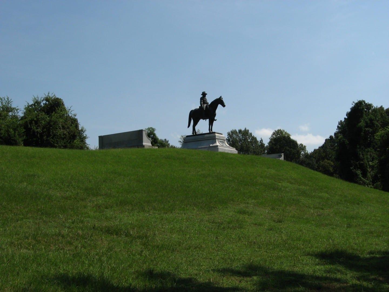 Parque Militar Nacional de Vicksburg Vicksburg MS Estados Unidos