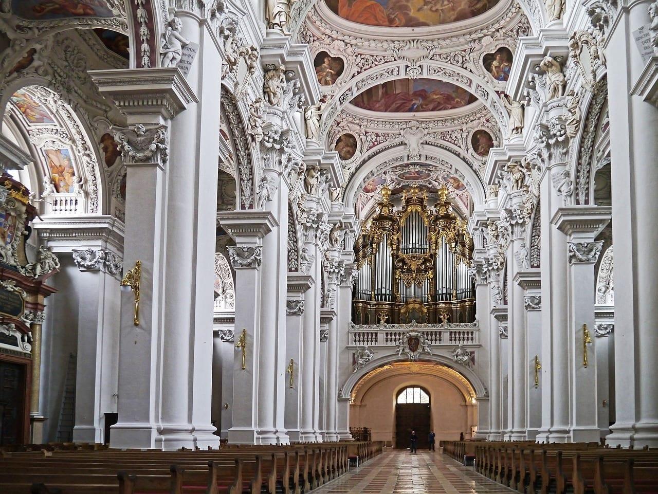Passau Dom Barroco Alemania