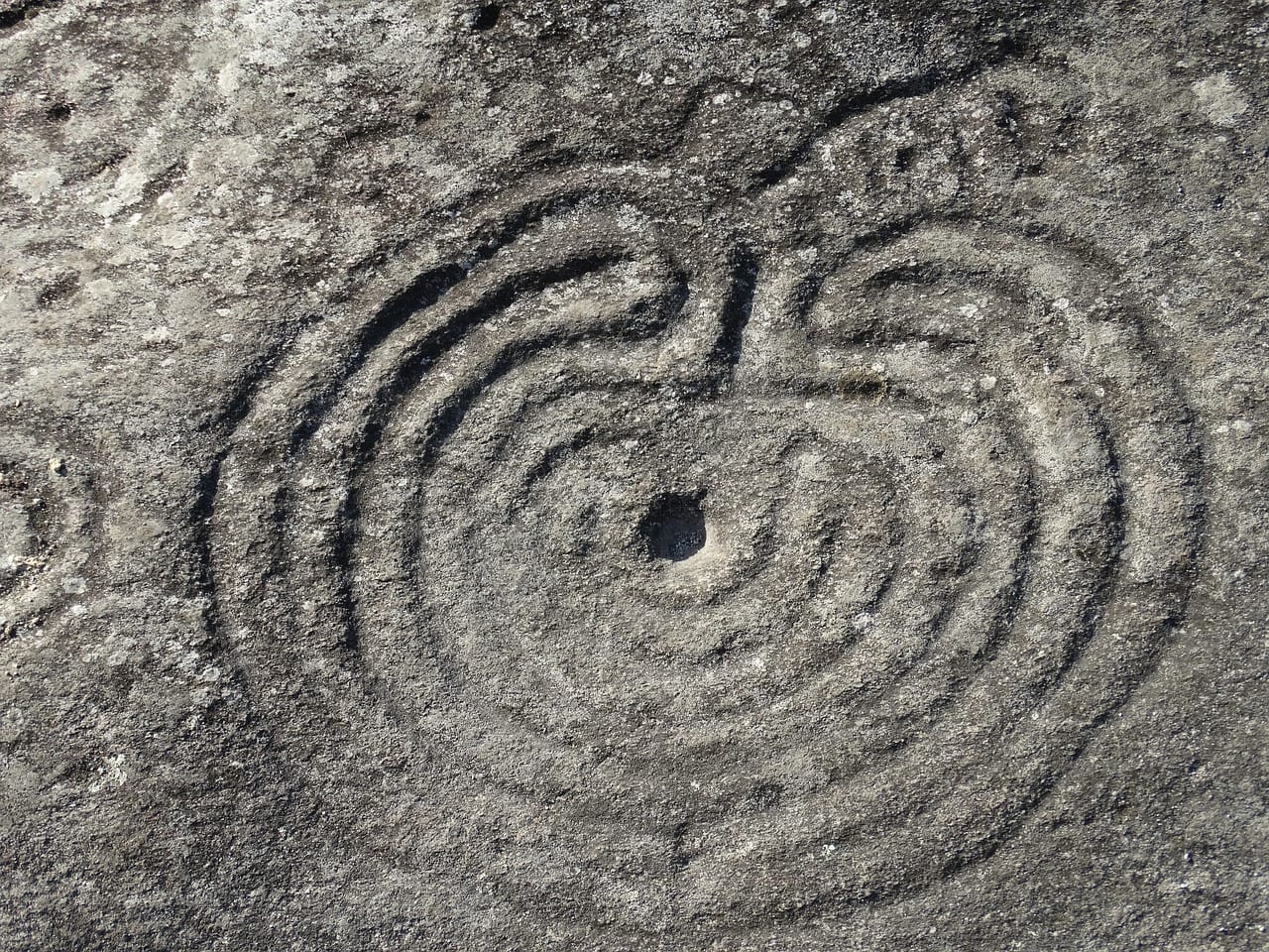 Petroglifos Mogor Pontevedra España