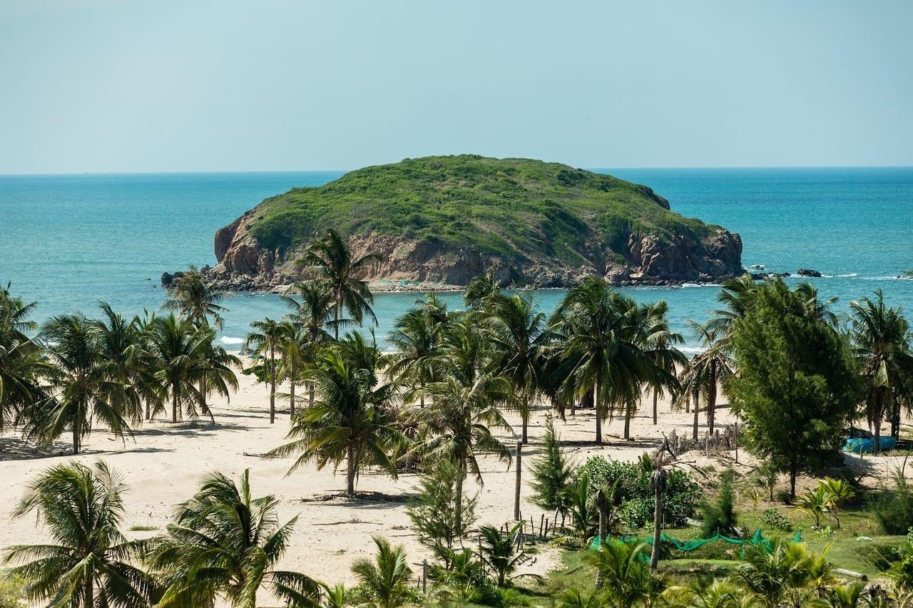 Phan Thiet Playa Mar Vietnam