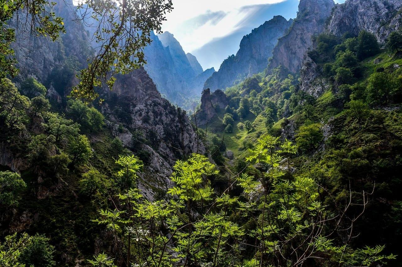 Picos De Europa Asturias Turismo España