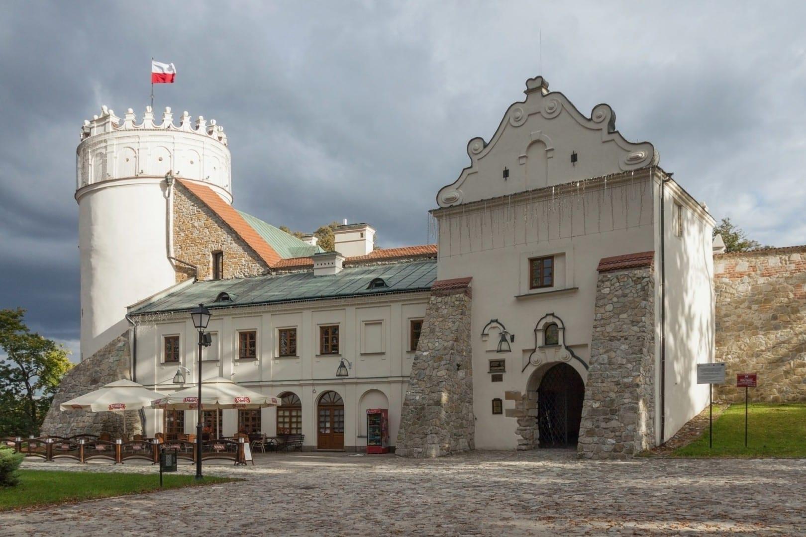 Piensa en el Castillo Przemysl Polonia