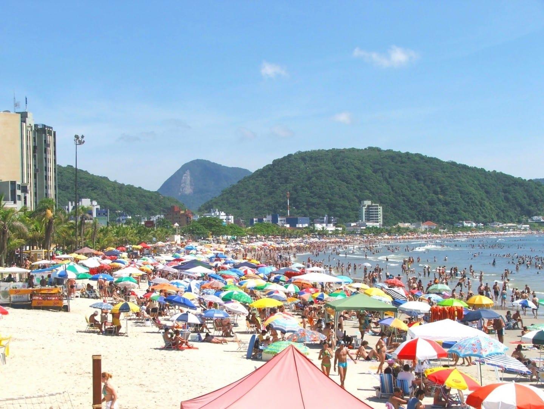 Playa Central Guaratuba Brasil